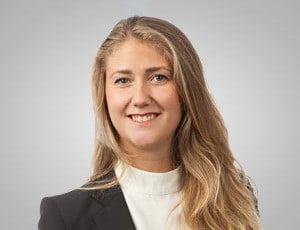 Sofie Herrström - Biträdande jurist i lund malmo trelleborg