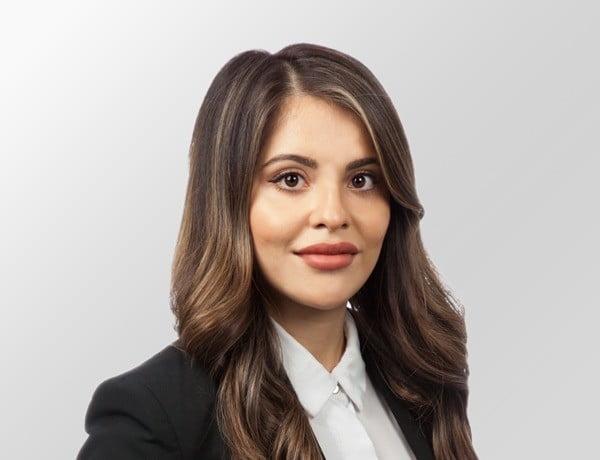 Parvana Hekmat - Biträdande jurist i lund malmo trelleborg