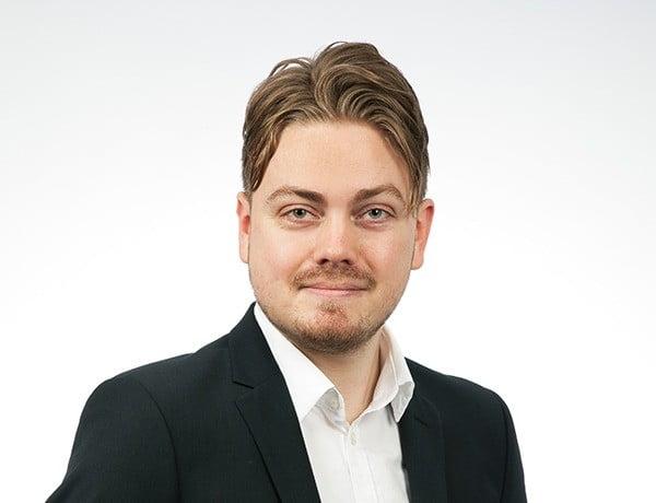 Daniel Gullander -  i lund malmo trelleborg